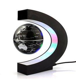 Gadget Dojo Magnetic Levitation Globe Schwimmdock - mit LED-Leuchten