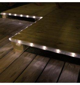 Gadget Dojo Solar LED Lichtschlauch für Outdoor
