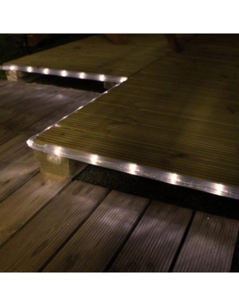 Gadget Dojo Led Lichtslang voor Buiten op Zonne-Energie
