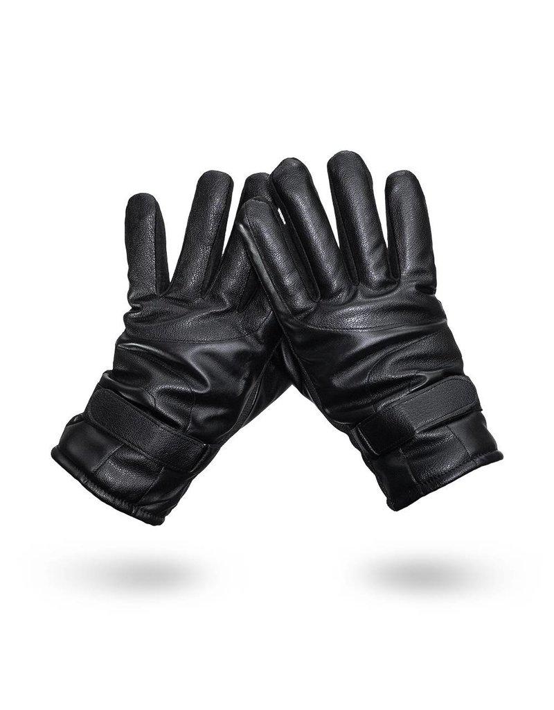 Gadget Dojo Handschoenen voor Smartphone / Touchscreen - Kunstleer - Zwart