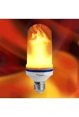 Gadget Dojo Flammen-Effekt Beleuchtung LED-Lampe E27