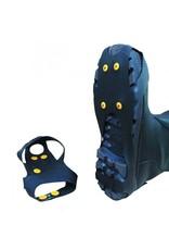 Gadget Dojo Anti-slip Zolen Snowsteps - Zwart