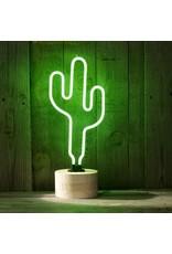 Gadget Dojo Neon Cactus Lamp Neonverlichting Groen