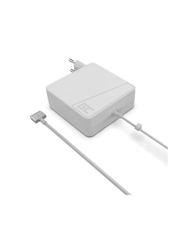 Green Cell Apple Macbook AC Adapter 85W / 20V 4.25A / Magsafe 2