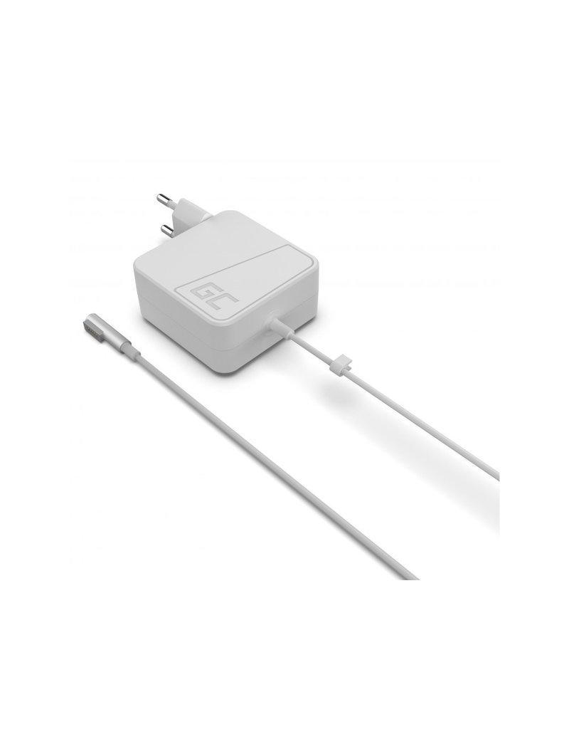 Green Cell Apple MacBook Netzteil 45 W / 14,5 V, 3,1 A / Magsafe 1