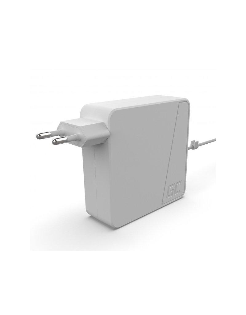 Green Cell Apple MacBook Netzteil 85 W / 18,5 V, 4,5 A / Magsafe 1