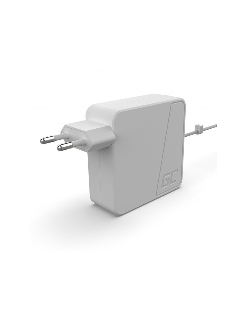 Green Cell Apple Macbook Netzteil 60 W / 16,5 V, 3,65 A / Magsafe 1