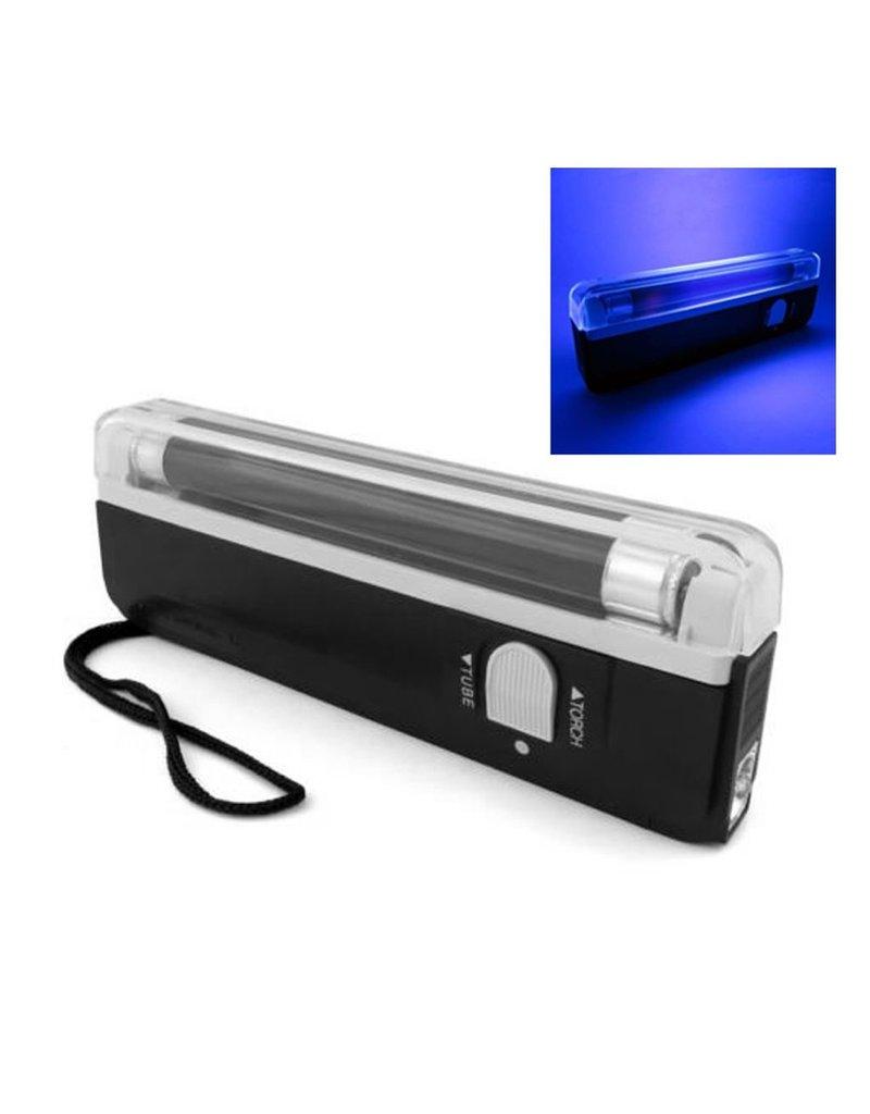 Gadget Dojo Handheld Blacklight - UV Tester - LED Zaklamp