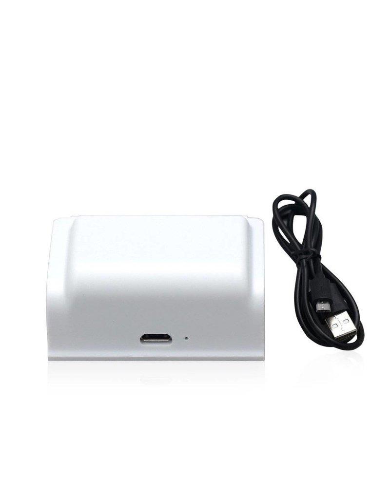 Gadget Dojo Oplaadbare Accu 400mAh en USB oplaadkabel voor Xbox One (S) draadloze controller