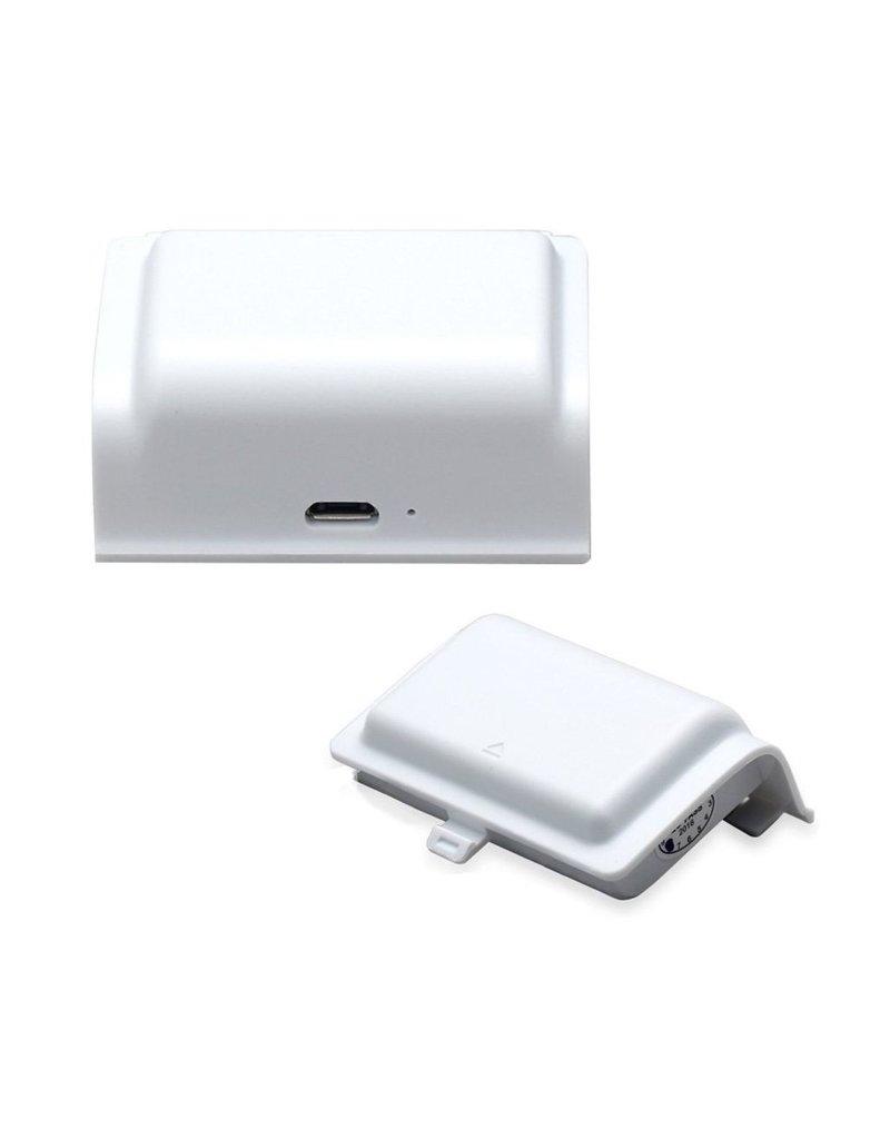 Gadget Dojo 400mAh Akku und USB-Ladekabel für Xbox One (S) Wireless-Controller
