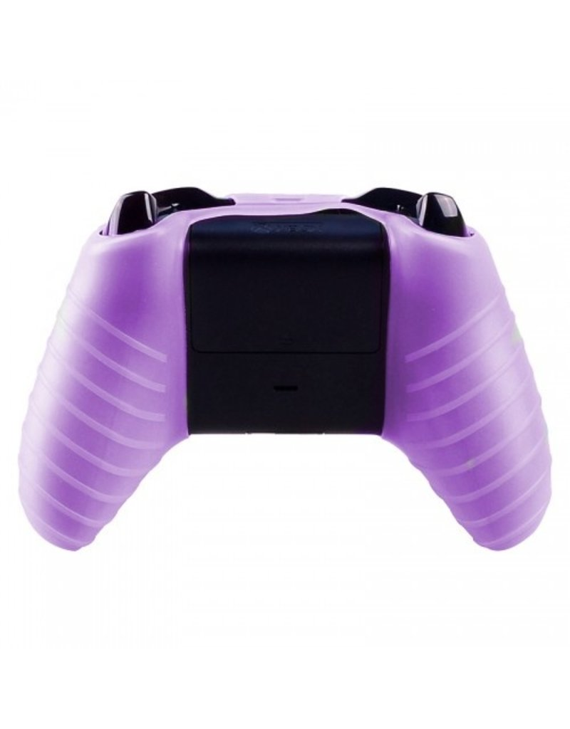 Geeek Silicone Cover  Skin fuer Xbox One (S) Controller - Lila