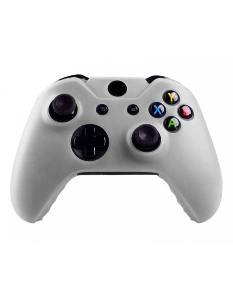 Geeek Silicone Beschermhoes Skin voor Xbox One (S) Controller - Transparant