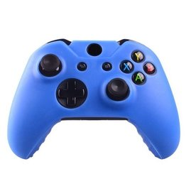 Geeek Silicone Cover Skin fuer Xbox One (S) Controller - Blau