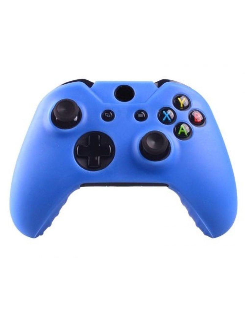 Geeek Silicone Cover Skin fuer Xbox One (S) Controller - Blau