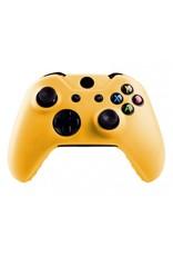 Geeek Silicone Beschermhoes Skin voor Xbox One (S) Controller - Geel