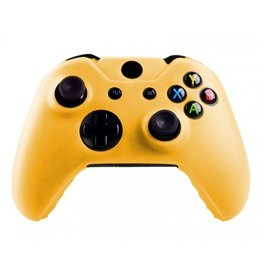 Geeek Silicone Cover Skin fuer Xbox One (S) Controller - Gelb