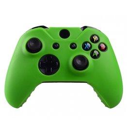 Geeek Silicone Beschermhoes Skin voor Xbox One (S) Controller - Groen