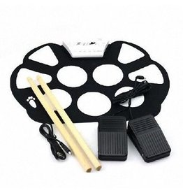 Gadget Dojo Roll-Up Drum Kit - Digitaal Drumstel