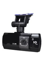 Gadget Dojo DashCam CarCam AT550 HD 1080p 148 graden Wide Range