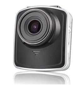 Gadget Dojo Dashcam Full HD 1080P Ultra Wide 24-Stunden-Parkaufzeichnungsmodus