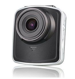 Gadget Dojo Dashcam Full HD 1080P Ultra Wide Car Camera 24h Parking Recording Mode