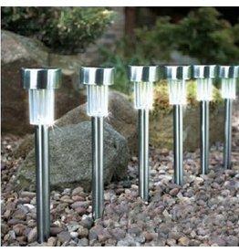 Gadget Dojo LED Garten Solar Aussenbeleuchtung 5 Stück