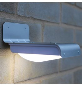 Gadget Dojo LED Garten Solarleuchte mit Bewegungsmelder