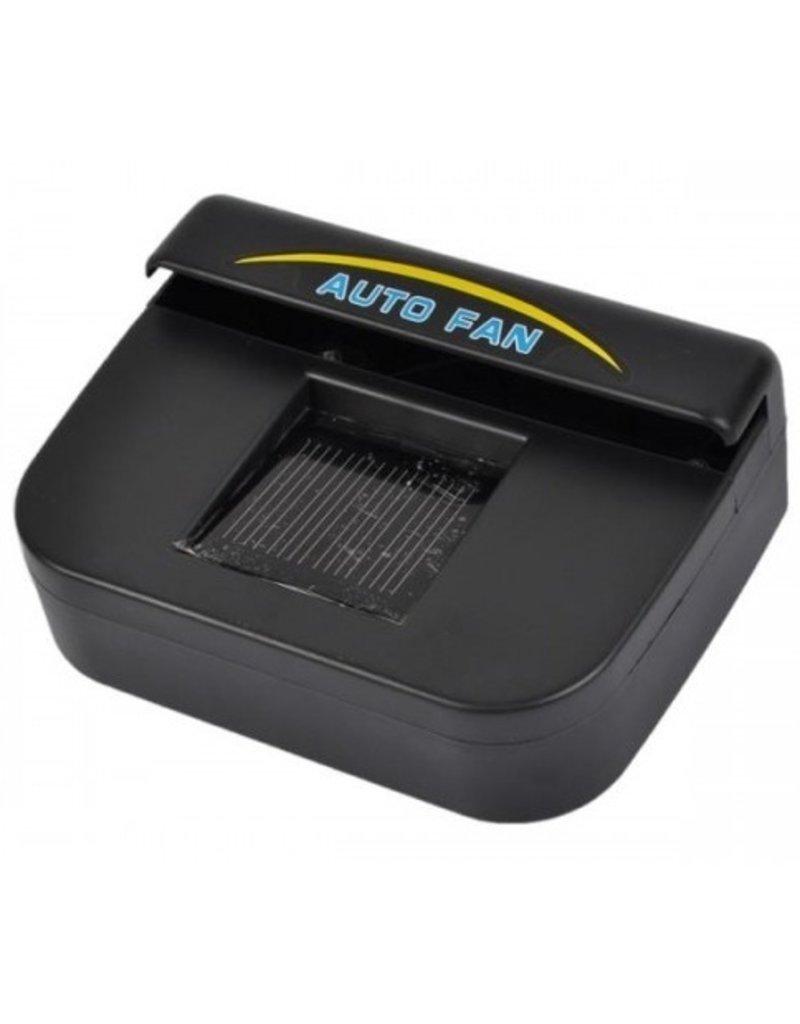 Gadget Dojo Mobiler Solar Auto-Ventilator
