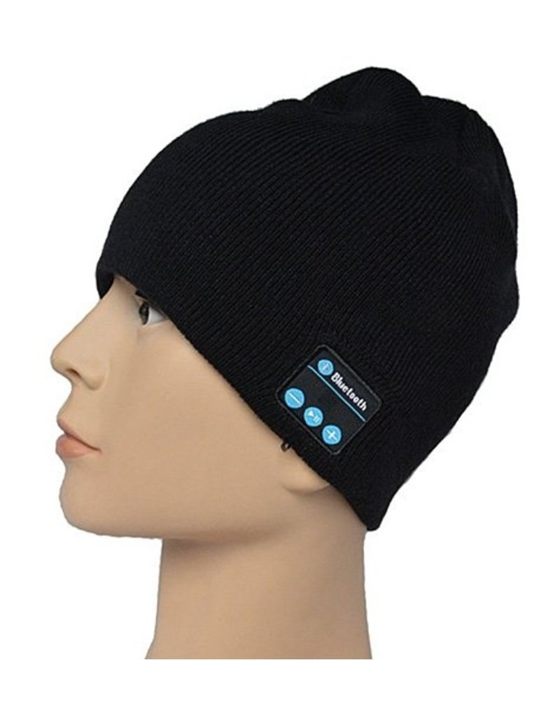 Gadget Dojo Bluetooth Headset Muts Zwart