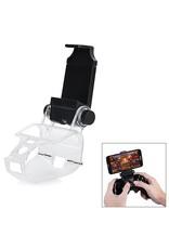 Gadget Dojo  Smartphone Houder Klem Mount voor PS4 controller