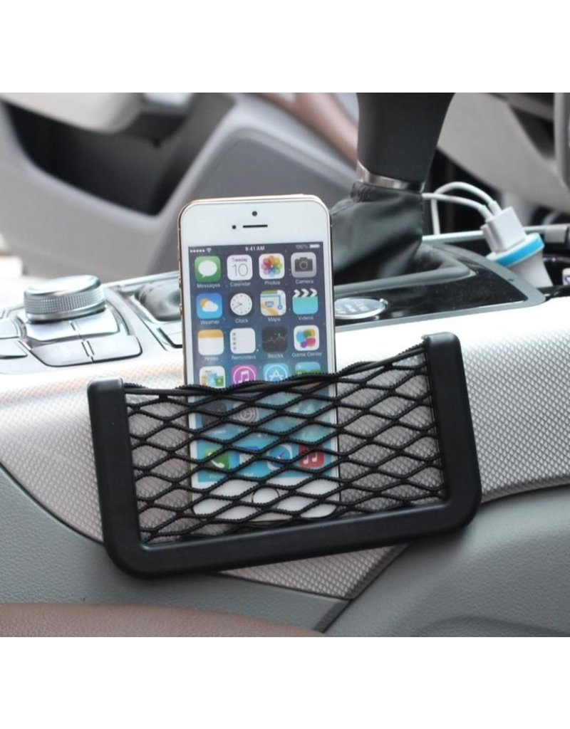 Gadget Dojo Flexible Armaturenbrett-Tasche fuer´s Auto