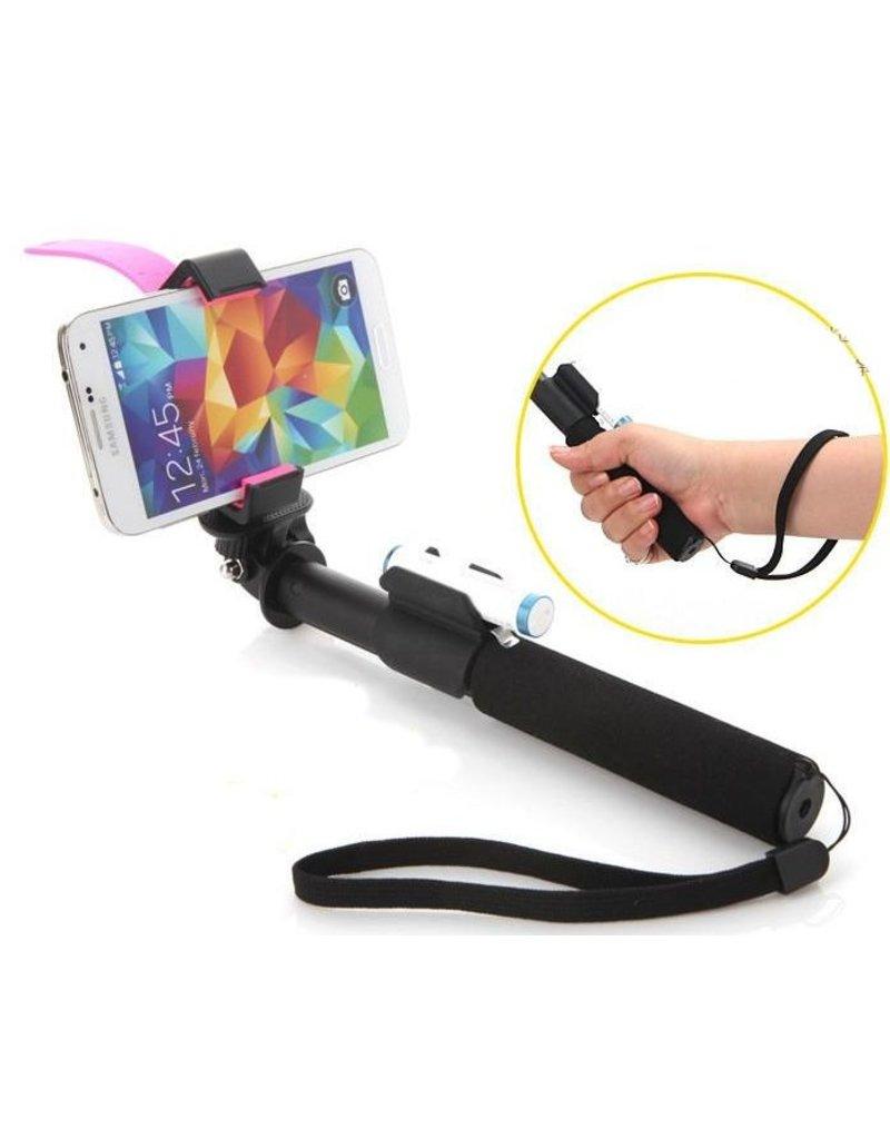 Gadget Dojo Professional Premium Selfieset - Schwarz