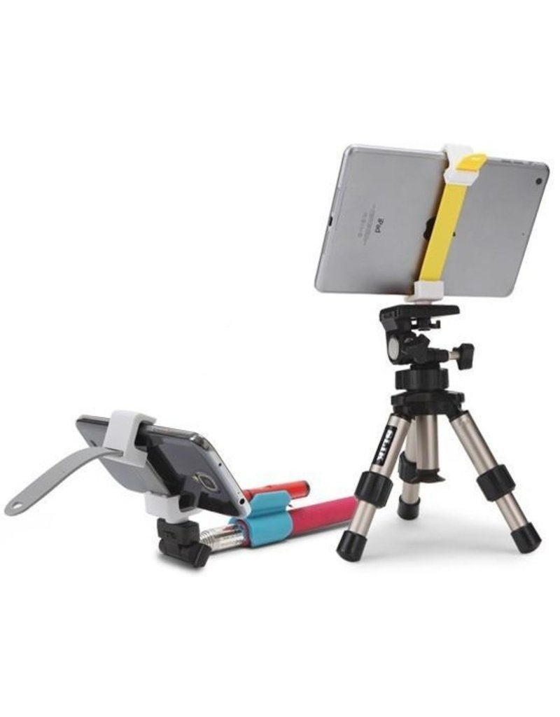 Gadget Dojo Professioneel Premium Selfie Set Zwart