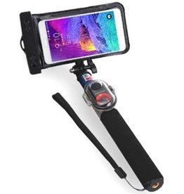 Gadget Dojo Premium-Wasserdichtes selfie Set Schwarz