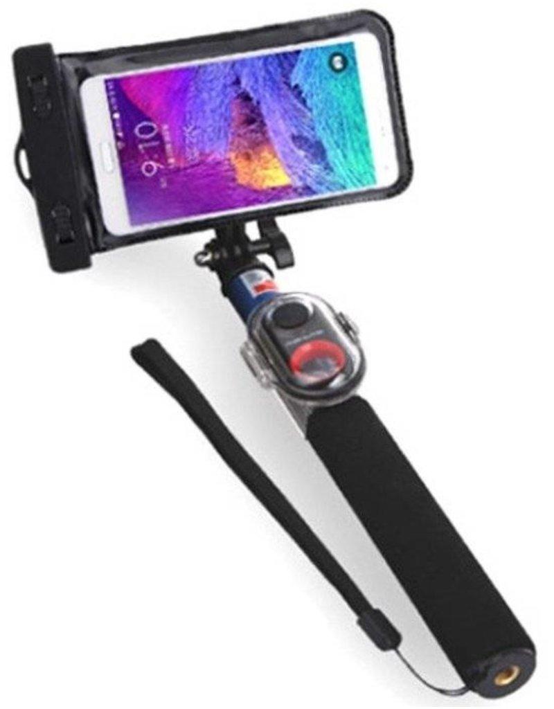 Gadget Dojo Premium Waterproof Selfie Set Zwart