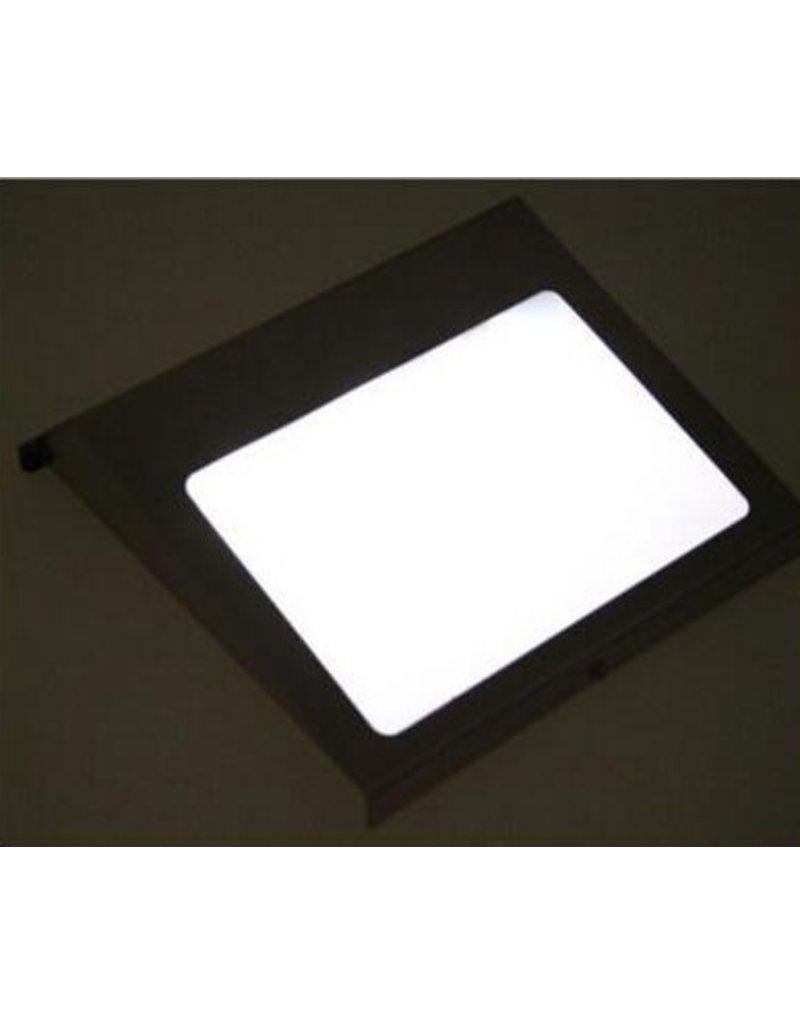 Gadget Dojo LED-Solarhausnummernschild