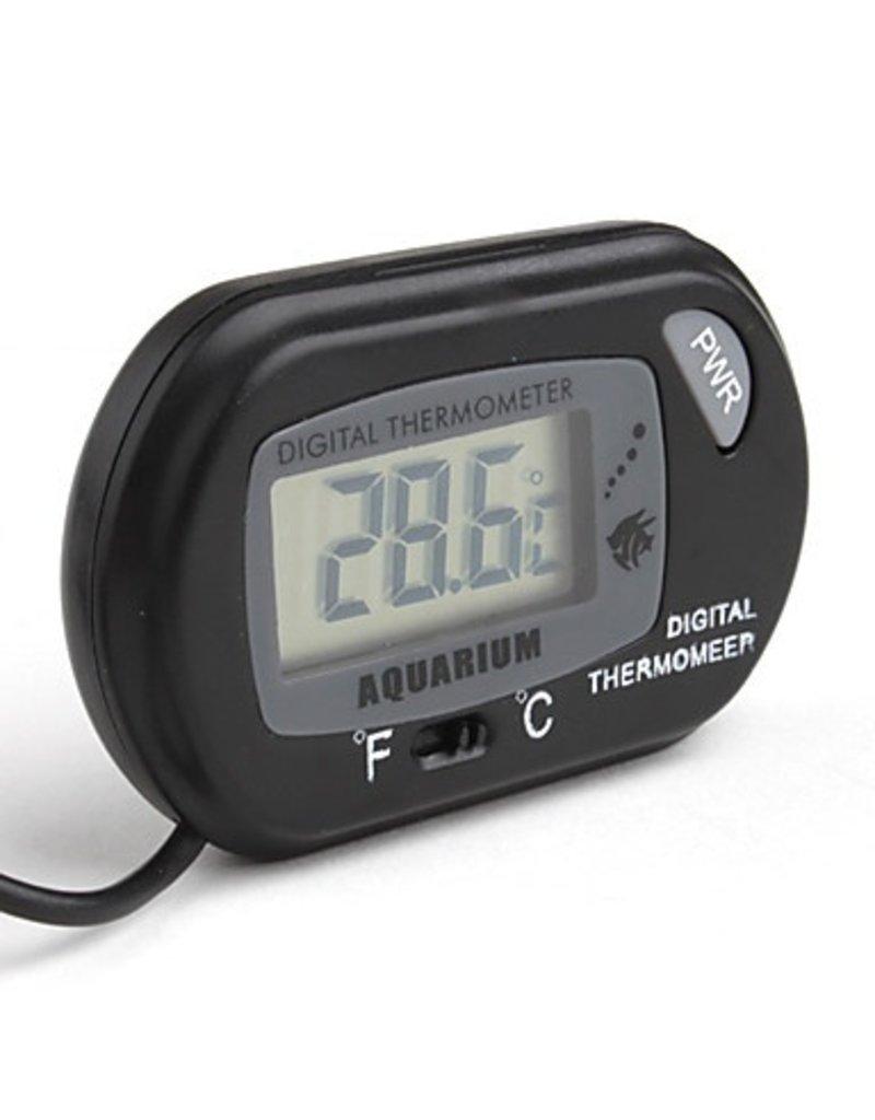 Gadget Dojo Digitale Water Thermometer Aquarium Meter