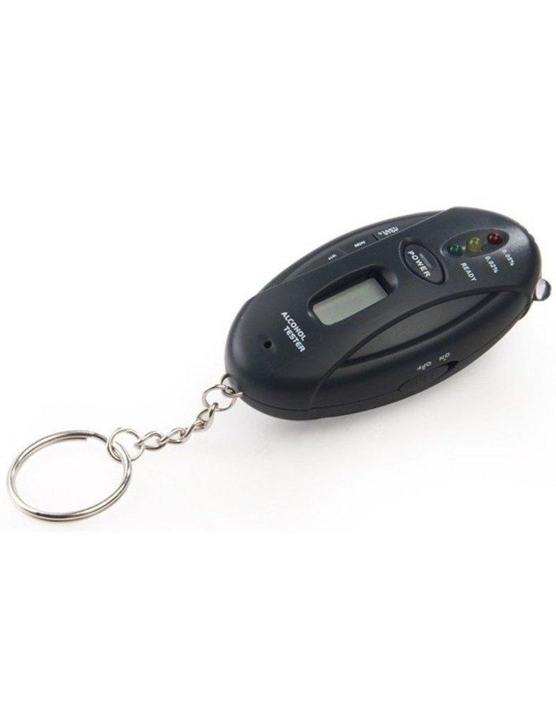 Gadget Dojo Mini Alcoholtester Sleutelhanger