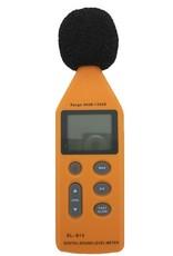 Gadget Dojo Professioneel Digitale Decibel Geluidsmeter met USB aansluiting (SL-814)