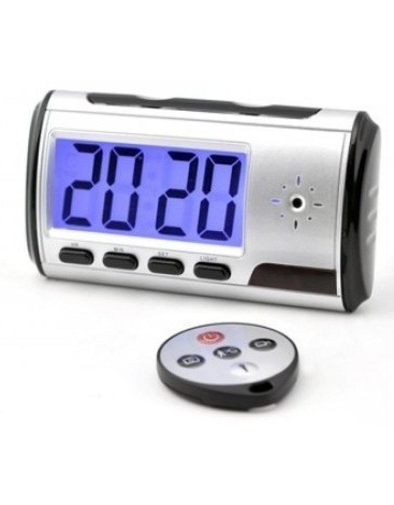 Gadget Dojo Spy Digitale Wekker met Verborgen Camera