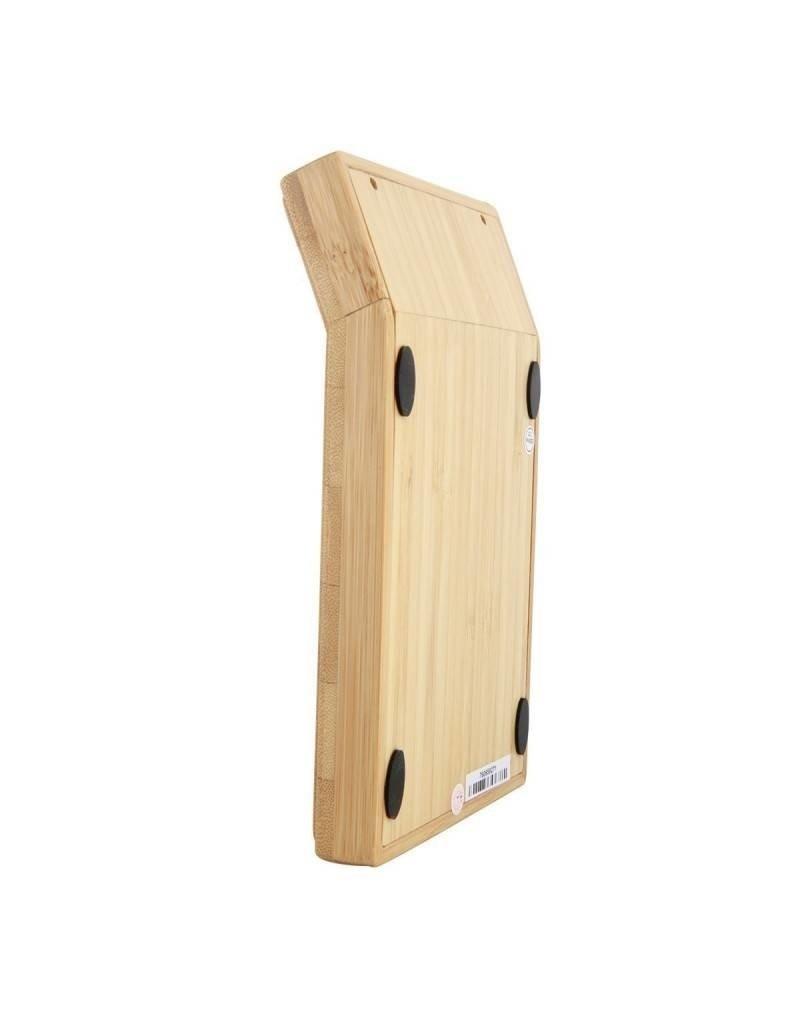 Gadget Dojo Bamboe Houten Rekenmachine Calculator