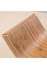 Samdi Ergonomische Holzstaender fuer den Apple iMac - Bambus