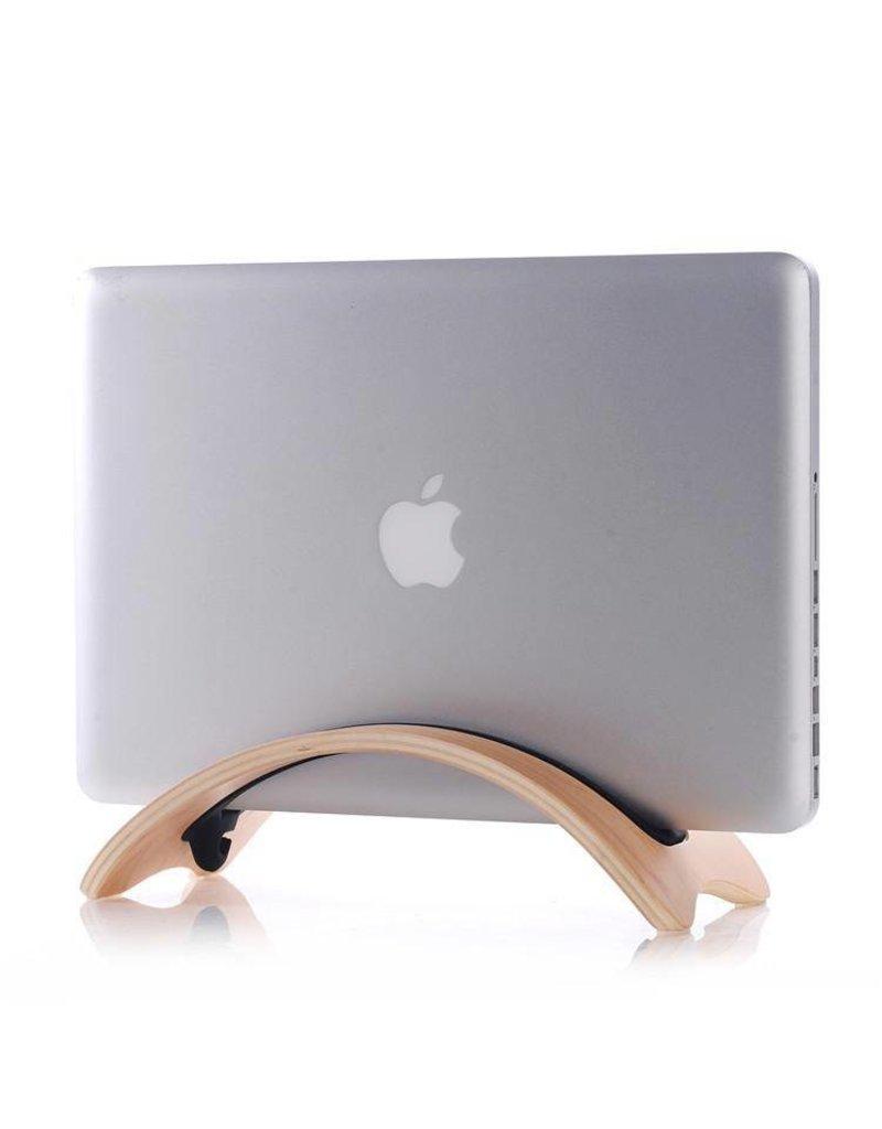 Samdi Holzhalter Apple MacBook Air / Pro / Pro Retina - Birken Licht