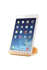 Samdi Holz iPad / Tablet Staender Universal-Standard - Birke Licht
