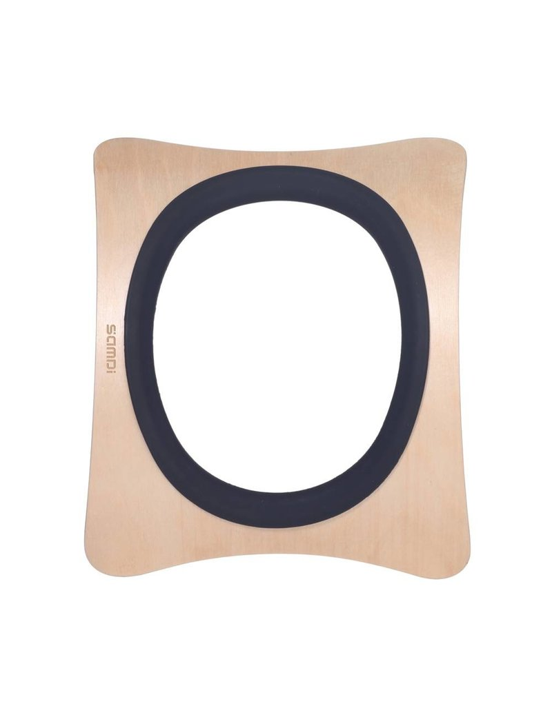 Samdi Houten houder voor Apple Mac Pro - Berken licht