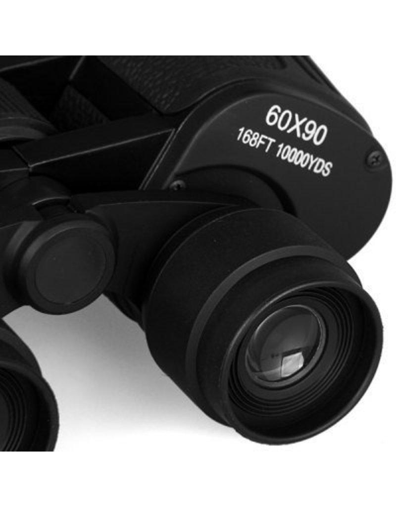 Gadget Dojo Verrekijker met praktische draagriem 60 x 90 outdoor