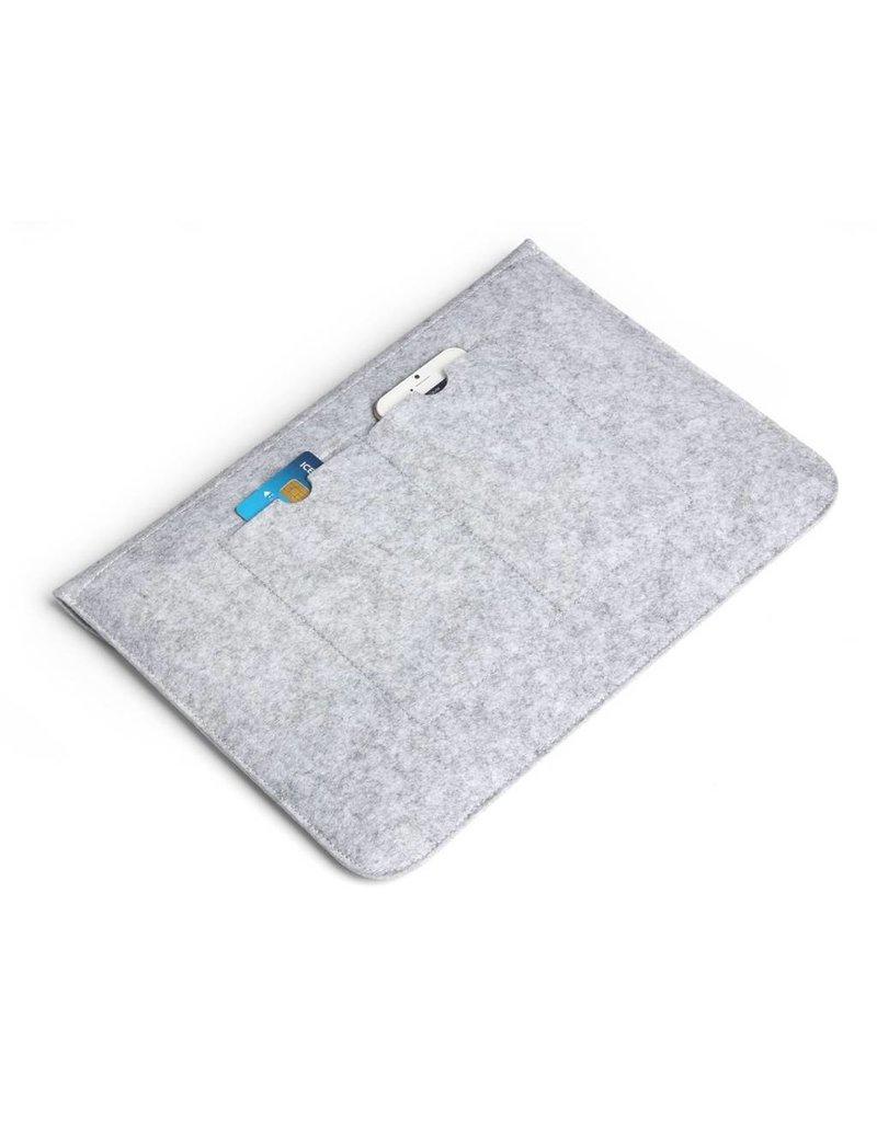 Geeek Weiche Laptop Huelle fuer Apple MacBook 15 Zoll