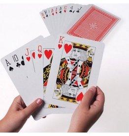 Gadget Dojo Spielkarten King Size!