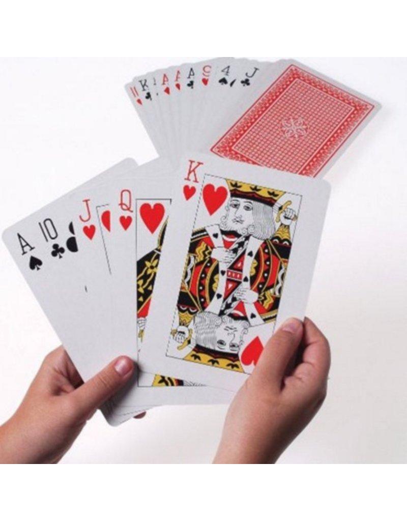 Gadget Dojo Speelkaarten King Size