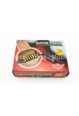 Gadget Dojo Akustikgitarre-Aufnahme Draht-Verstaerker Lautsprecher-Lautstaerke / Tone Control Box AQ-601